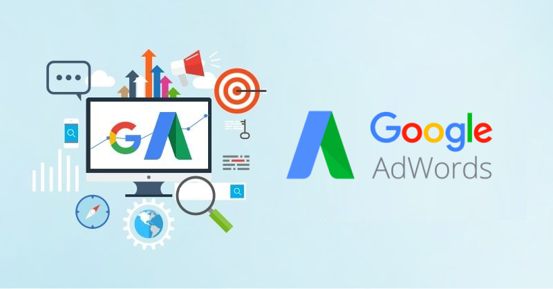 Google AdWords-Kampagne