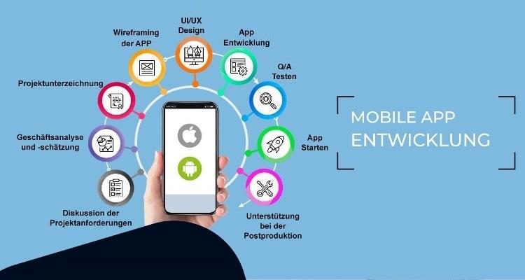 Entwicklung mobiler Apps